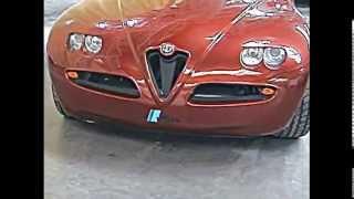 Sbarro Alfa Issima 1996 by Vasileios Papaidis
