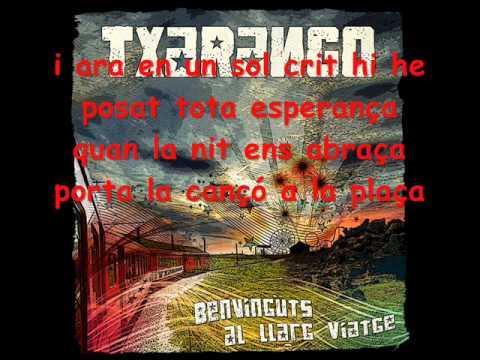 En Caravana de Txarango Letra y Video