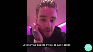 Liam Payne Facebook Live - VOSTFR Traduction Française