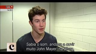 Shawn Mendes for SIC Noticias 10/05/2017 (Lisbon, Portugal)