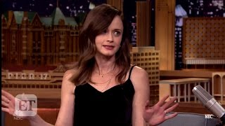 Alexis Bledel Reveals Her Favorite 'Gilmore Girls' Characters!