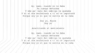 Prince Royce - Cuchi Cuchi (Letra Oficial)