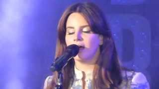 Lana Del Rey BLUE JEANS Live @ Shoreline Amphitheater Mountain View 5/20/2015