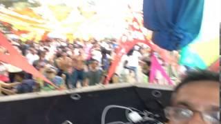 Freeaatmah spinning at Freedom Blast 2016