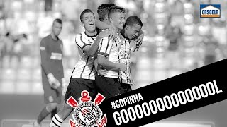 #Copinha | 31' / 1ºT - Léo Príncipe faz o segundo