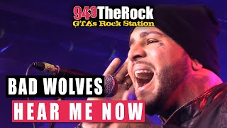 Bad Wolves - Hear Me Now (Acoustic)