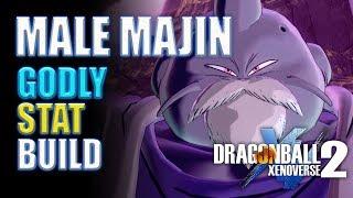 Dragon ball xenoverse 2 majin race trasformation videos