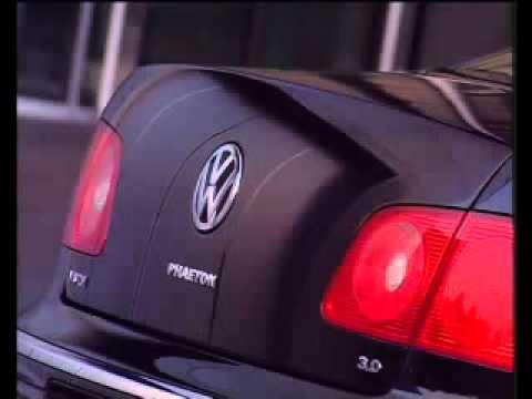 Volkswagen Phaeton V6 TDI Rent a car Multirent.ro