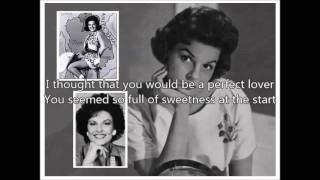 ANITA BRYANT - Paper Roses(1960)with lyrics