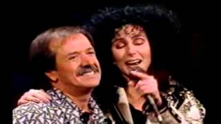 Sonny & Cher - I Got You Babe (live 1987)(fr Betamax Tape)