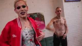 Sharon Needles - Jingle Bells [BEHIND THE SCENES] from Christmas Queens