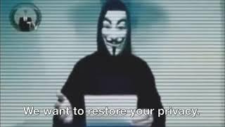 Anonymous -INTRO Escape Room