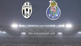 Juventus - Porto 1:0| UEFA Champions League 2016/17 Promo