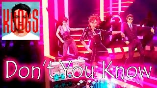 "Dance Central Fanmade - ""Don't You Know"" Kungs ft.  Jamie N Commons 