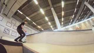 Skatepark Utrecht - Nikon D3100 - Samyang 8mm f/3.5