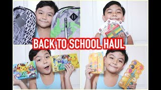 BACK TO SCHOOL HAUL 2017 ( PHILIPPINES ) | KYNE TORRES
