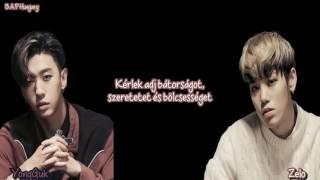 Yongguk & Zelo (B.A.P) - Pray [Hun Sub]