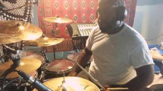 """D100Wattz Drum Cover Anderson Paak """"Come Down"""""""