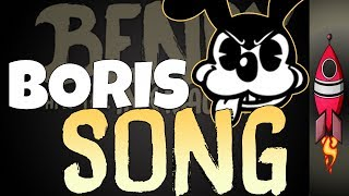 "🔴 Bendy And The Ink Machine BORIS SONG ""Bad Wolf "" 