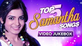 Top 5 Samantha Songs | Best Tamil Songs