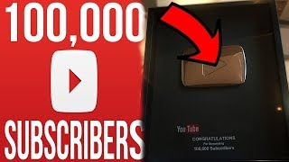 How To Get 100,000 Subscribers in 6 Seconds (YouTube Subscriber Trick)