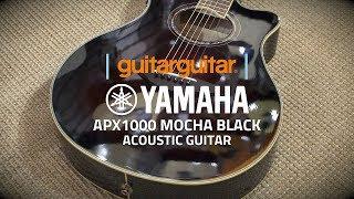 Yamaha | APX1000 Acoustic | Mocha Black