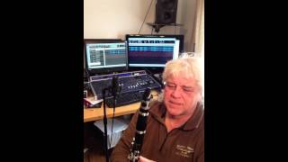 Selmer Clarinet CL300
