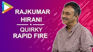 Munna Bhai 3 or P.K 2 ? Rajkumar Hirani REVEALS about his next | Sanju