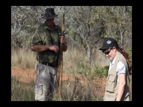 Jake and Kathy's South Africa Safari, Day 1