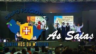 XXIX Festival de Folklore Portugués - G.F Cantinhos da Madeira - As Saias