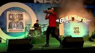 Gully Gang Live Divine DJ Concert, NUCLEA Raper