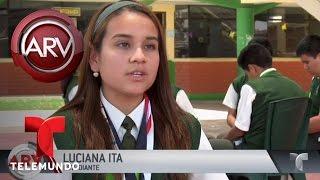 Niños peruanos aseguran encontrar cura para el vitíligo | Al Rojo Vivo | Telemundo