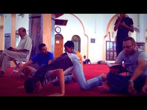 اداب المسجد - أخلاق مدينة -