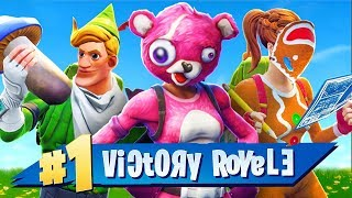 Welcome to SCUFFED Fortnite Battle Royale!