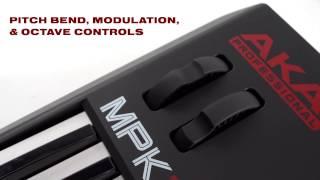 The All-New Akai Professional MPK261 Keyboard & Pad Controller