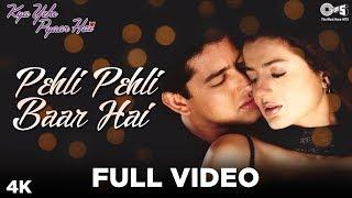 Pehli Pehli Baar Hai - Kya Yehi Pyaar Hai   Aftab & Ameesha Patel   Alka Yagnik & Sonu Nigam