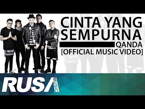 Qanda - Cinta Yang Sempurna [Official Music Video] Chords ...