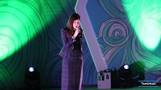 2018.10.12 린 (Lyn) 시간을 거슬러( 해를 품은달 OST) 직캠 - 영남대학교