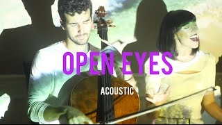 "Adara x Estiva - ""Open Eyes"" Acoustic (feat. Track 45)"