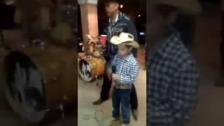 El hijo de Camelia la Texana- El Halcon Padilla Jr.