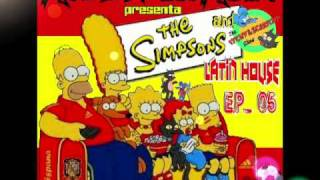 The Simpsons - Dj Rubén Murcia  - Latin House Enero 2011.mp4
