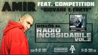 amir feat sciglio mc GIOVANE & FORTE HONIRO.IT