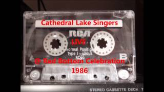 Cathedral Lake LIVE @ Red Bottom Celebration, 1986
