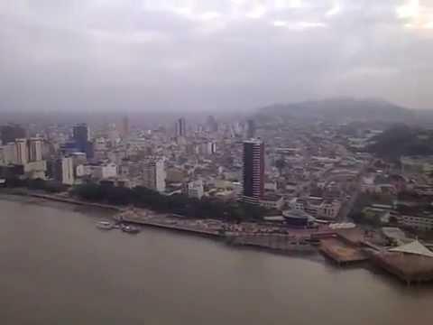 Las Peñas & El Malecón De Guayaquil Por El Aire Con Novu Records