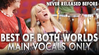 Hannah Montana - The Best Of Both Worlds (Mix - Main Vocal)
