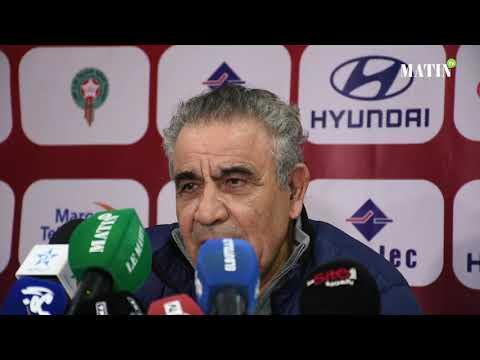 Video : Ligue des Champions, WAC-Jaaraf : Déclarations de Faouzi Benzarti et Malick Daff