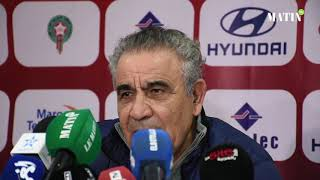 Ligue des Champions, WAC-Jaaraf : Déclarations de Faouzi Benzarti et Malick Daff