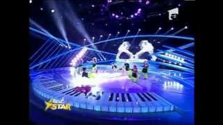 Total Dance Kids - Finala de popularitate Next Star Antena 1