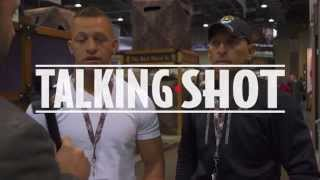 Talking SHOT with Swamp People Jay Paul & R.J. Molinere - 2015 SHOT Show
