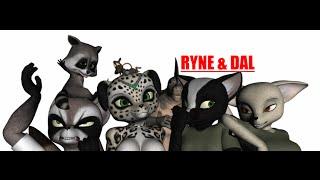 Ryne & Dal Season 2 Intro | Animated Series